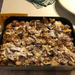 JAKE's mom's Christmas French Toast Casserole